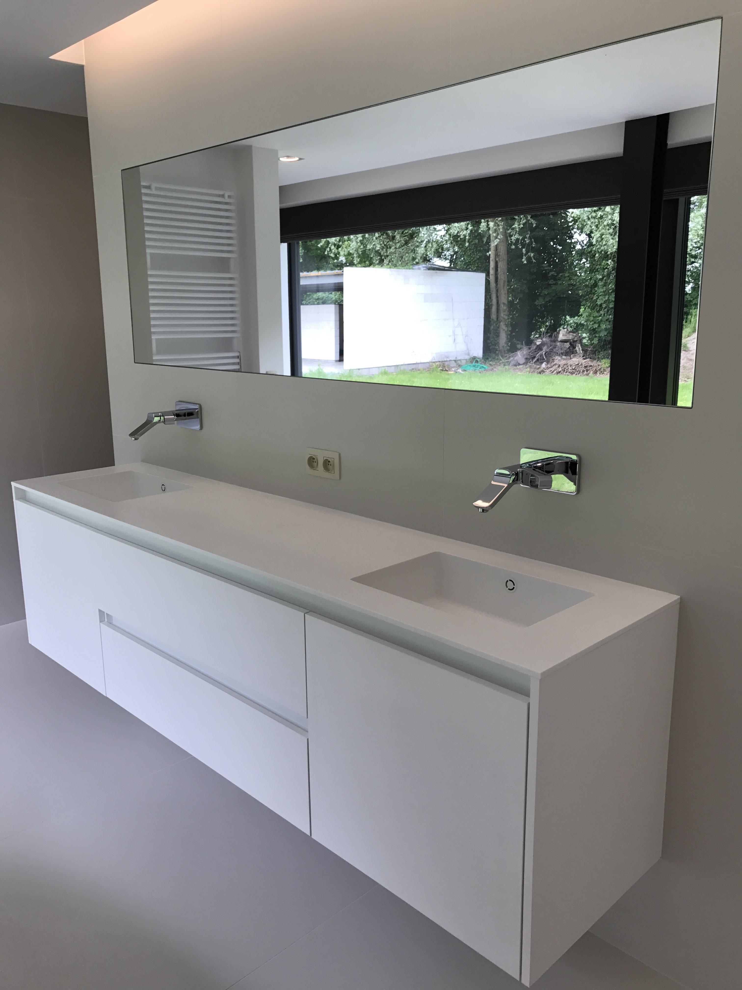 nieuwe badkamer finest onze showrooms with nieuwe